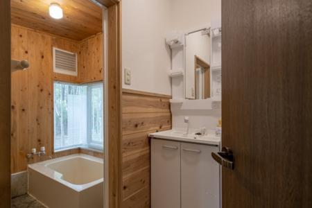 洗面台 洗濯機