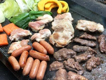 秋保山荘(BBQオプション)