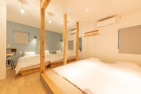 101 リビングルーム・寝室